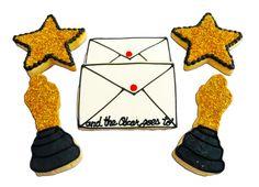 Academy Awards/Oscars Cookie Collection