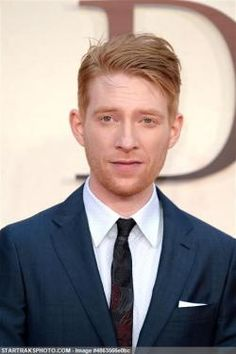 Domhnall Gleeson attends the World Premiere of 'Goodbye Christopher Robin' at Odeon Leicester Square on September 20, 2017 in London