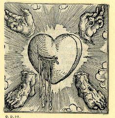 woodcut printed by Sigmund Grimm, Augsburg, Germany, 1520