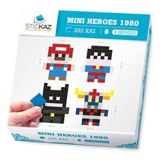Mini Heroes Decal