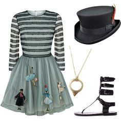 Circus galore by oonasmck on Polyvore featuring polyvore, fashion, style, RED Valentino and Isabel Marant