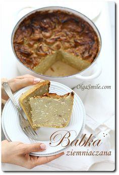 Babka ziemniaczana European Dishes, Polish Recipes, Polish Food, Potato Cakes, Food Inspiration, Potatoes, Favorite Recipes, Snacks, Baking