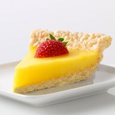 Marshmallow Crispy Lemon Pie Recipe  use lemon mrngue flvr pudding (pnp) and can make bisc base