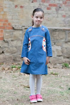 While she was sleeping: Miss Polly dress