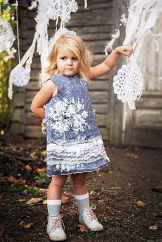 Boho Girl, Toddler Girl Outfits, Felting, Merino Wool, Hand Embroidery, Chiffon, Flower Girl Dresses, Silk, Wedding Dresses