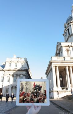 Old Royal Naval College: The Filmmakers' Favourite