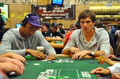 Phil Ivey et Guillaume Diaz World Series Of Poker, Vegas Shows, Shark, Sharks