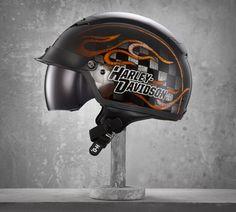 harley davidson gunner helmet Más