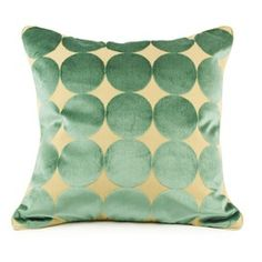 polka dot pillows