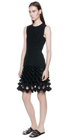 Dresses | DILATED CIRCLE MINI DRESs by Dion Lee