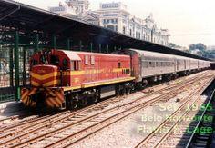 Trem de Belo Horizonte (Minas Gerais)  Foto de vfco.brasilia.jor.com.br