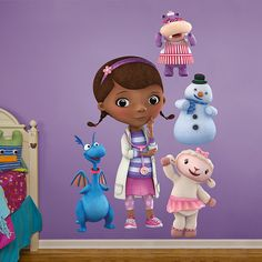 doc mcstuffins bedroom | Doc McStuffins Collection - Doc McStuffins - Disney