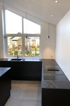 Home Design Decor, Dream Home Design, Küchen Design, House Design, Home Decor, Dream House Interior, Scandinavian Kitchen, Black Kitchens, Kitchen Remodel
