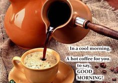 Send a cup of #coffee-licious #goodmorning wishes to a loved one in a cool #winter morning with this #ecard.