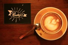 Hot Cappuccino #coffeShop