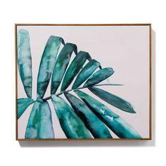 Painterly Palm Date Palm Print