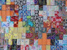 Kaffe Fassett quilt | Flickr - Photo Sharing!