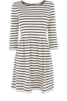 Cotton Breton Dress