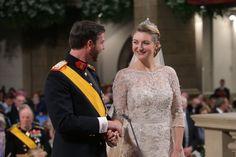 Princess Stephanie of Luxembourg Photos Photos - The Wedding Of ...