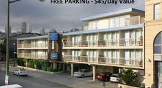 The Wharf Inn San Francisco Located 5 minutes' walk away from the shops and restaurants of Fisherman's Wharf, The Wharf Inn offers guest rooms with free WiFi.  Guests at this completely non-smoking motel can enjoy starting the morning with a free cup of coffee and a newspaper.