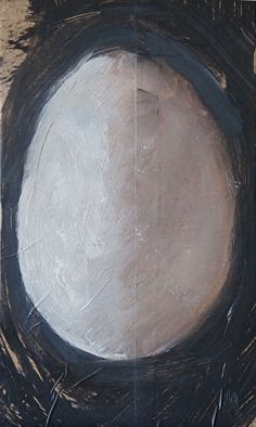 Form 1 by Ian Costello Oil ~  x