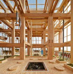 College of Environmental Design, UC Berkeley: Nest We Grow, Memu Meadows