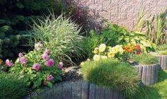Zahradní inspirace: prosluněný čtverec