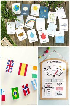 The Best Montessori Printables - Racheous - Respectful Learning