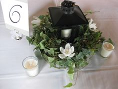 interior dining room beautiful table lanterns for wedding centerpieces ideas with stadium flowers be around rustic round mini black metal lantern table ...