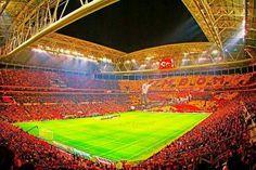 .Galatasaray stadium