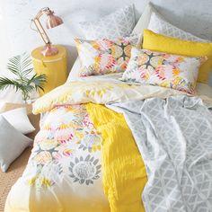 Desert Flower Quilt Cover Set