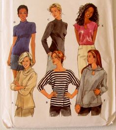 Uncut Teen/Misses' Simplicity 8809  hooded by lotsapatternsandmore, $4.00