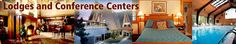 Lodge & Conference Centers at Ohio State Parks- reception areas!