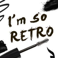 Get the Retro Glam look!