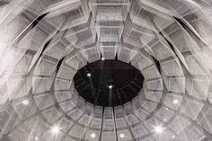 Impressive Wire Mesh Structure by Edoardo Tresoldi – Fubiz Media