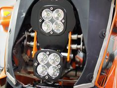 With Cree and more than lumens you should just about be able to start forest fires on high beam. Ktm 690 Enduro, High Beam, Beams, Adventure, Motorbikes, Adventure Movies, Adventure Books, Exposed Beams