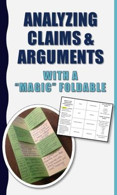 "Learn how to make this awesome foldable with a ""magic"" center with your students! It's a perfect way to liven up boring notes that you want students to keep."