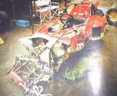 Jochen Rindt Gold Leaf Team Lotus Type 72 Formula 1 car Brands Hatch