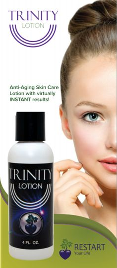 "Anti-Aging Skin Care Lotion with almost IMMEDIATE RESULTS!  If you are like most women (and men), then you spend a lot of time – and money – on skin care products for different aspects of the aging problem. Now try a highly effective anti-aging lotion with ""more than a promise""!"