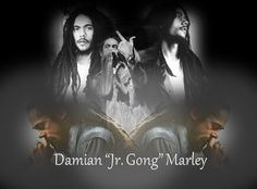 I made this a while ago.  I thought I'd be nice and share it with a Damian Marley Fan Club in Chile.  They first said thank you, then posted it with their logo and my name was erased from my hard work.  Sad when that happens because they didn't even bother to ask for the credits of the actual photographers.  I am a child of Jah and Jah don't play games. Sadly, this fan club is where Damian Marley gets all of his facebook photos he posts, all the photos come from people I know.