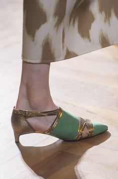 Mila Schön at Milan Fashion Week Fall 2018 - Livingly