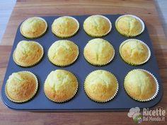Muffin soffici al limone 7