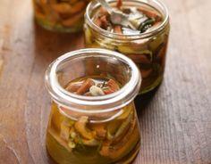 ... Wild Mushrooms on Pinterest | Wild mushrooms, Mushrooms and Marinated