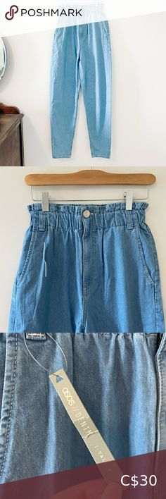 NWT ASOS Tall light weight denim! Size 26/36 Brand new, with tags! Please see details in photos  Bundle & save 💃 ASOS Jeans High Rise Plus Fashion, Fashion Tips, Fashion Trends, High Jeans, Asos, Brand New, Denim, Photos, Closet