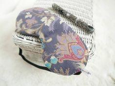 Dry flowers on soft corduroy sleep mask Sleep Mask, Dried Flowers, How To Fall Asleep, Corduroy, Coin Purse, Night Shift, Fabric, Traveling, Etsy
