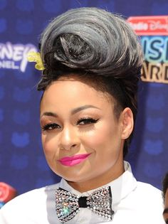 If You Think Raven-Symoné's Look is Cool From The Front, Wait Until You See the Back
