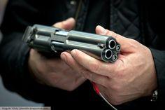 Двухствольный самозарядный пистолет Colt M1911