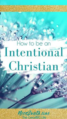 Intentional living as a Christian can get lost as we go about our day to day tasks. Get out of the default mindset and read about biblical decision making.