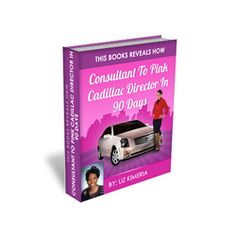 Consultant to Pink Cadillac Director In 90 Days explains in a very simple way how to recruit high quality Mary Kay Consultant prospects while building a rock-solid customer base using the power of the internet.
