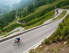 Passo Rombo  #ruta #ciclismo #puertosdemontaña #cuesta #carretera #vacaciones #bkieapp